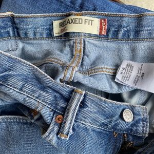 Levi's Jeans - Levi's 550 vintage relaxed fit